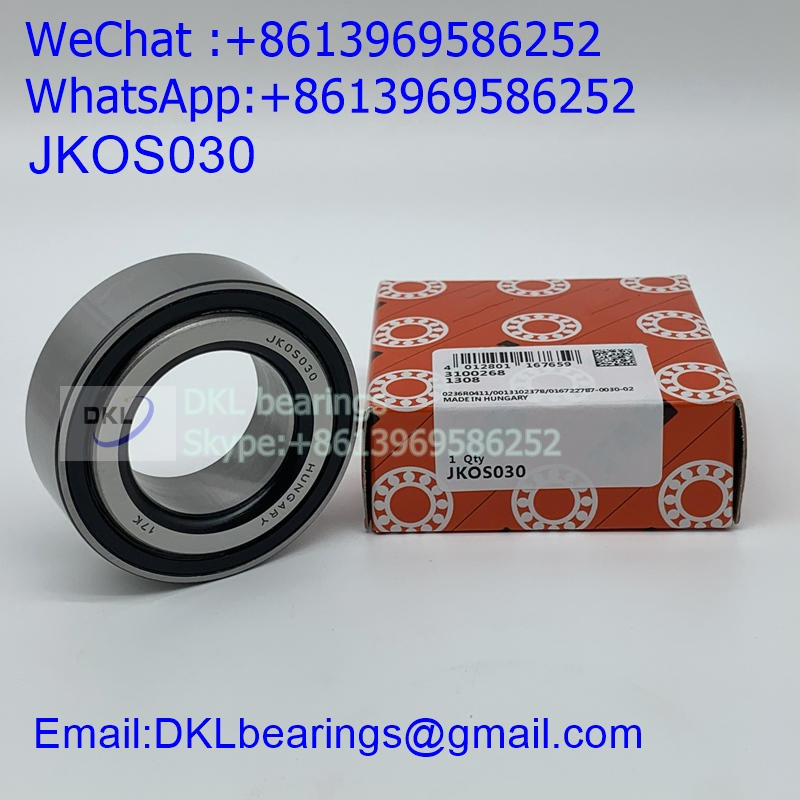 JKOS030 Germany Tapered Roller Bearing (High quality) size 30*55*19 mm