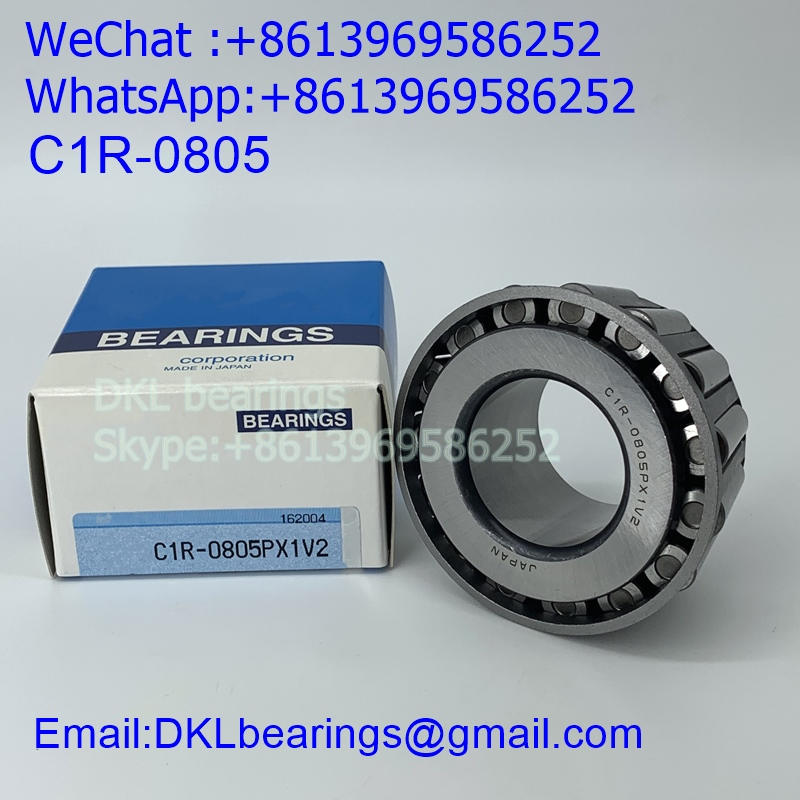 C1R-0805 Japan Tapered Roller Bearing (High quality) size 39.688*82.853*40.386 mm