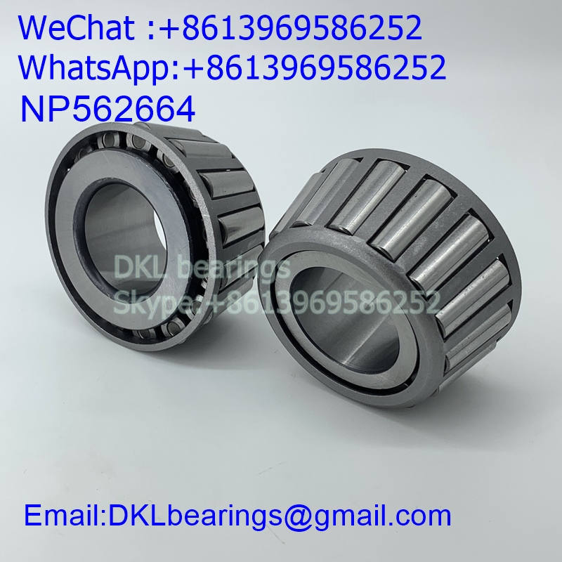 NP562664 USA Tapered Roller Bearing (High quality) size 39.688*82.853*40.386 mm