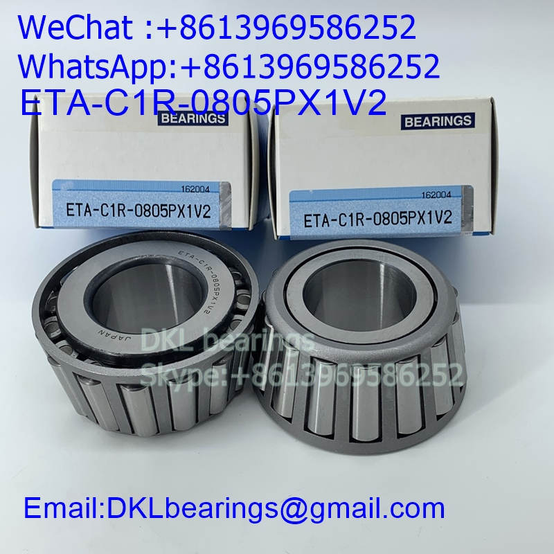 ETA-C1R-0805PX1V2 Japan Tapered Roller Bearing (High quality) size 39.688*82.853*40.386 mm