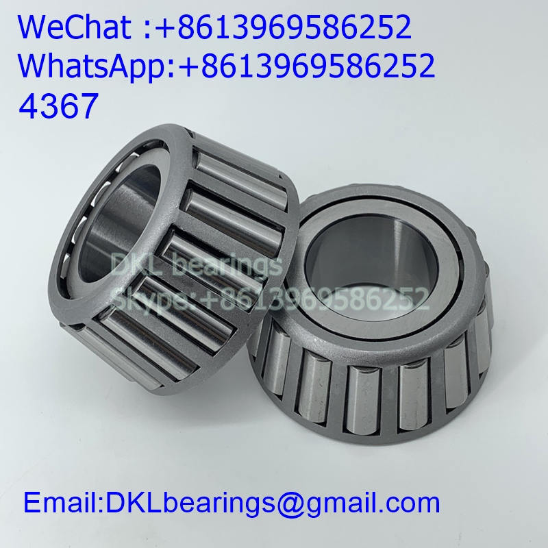 4367 USA Tapered Roller Bearing (High quality) size 39.688*82.853*40.386 mm