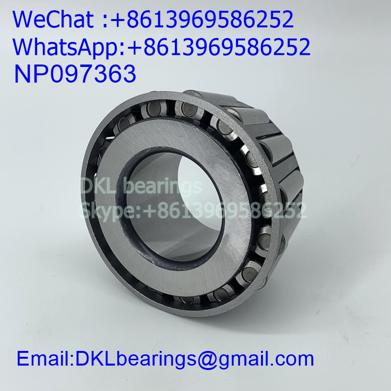 NP097363 USA Tapered Roller Bearing (High quality) size 39.688*82.853*40.386 mm