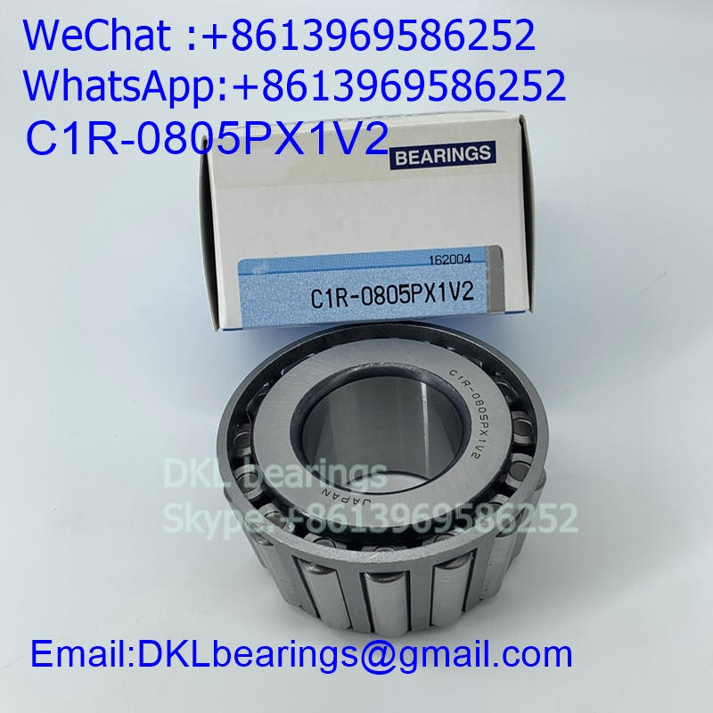 C1R-0805PX1V2 Japan Tapered Roller Bearing (High quality) size 39.688*82.853*40.386 mm