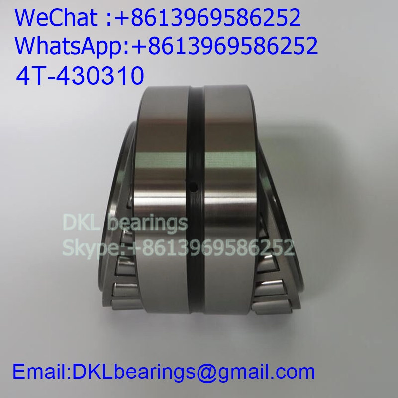 4T-430310 Japan Double Row Tapered Roller Bearing (High quality) size 50x110x64 mm