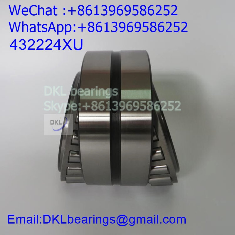 432224XU Japan Double Row Tapered Roller Bearing (High quality) size 120x215x132 mm