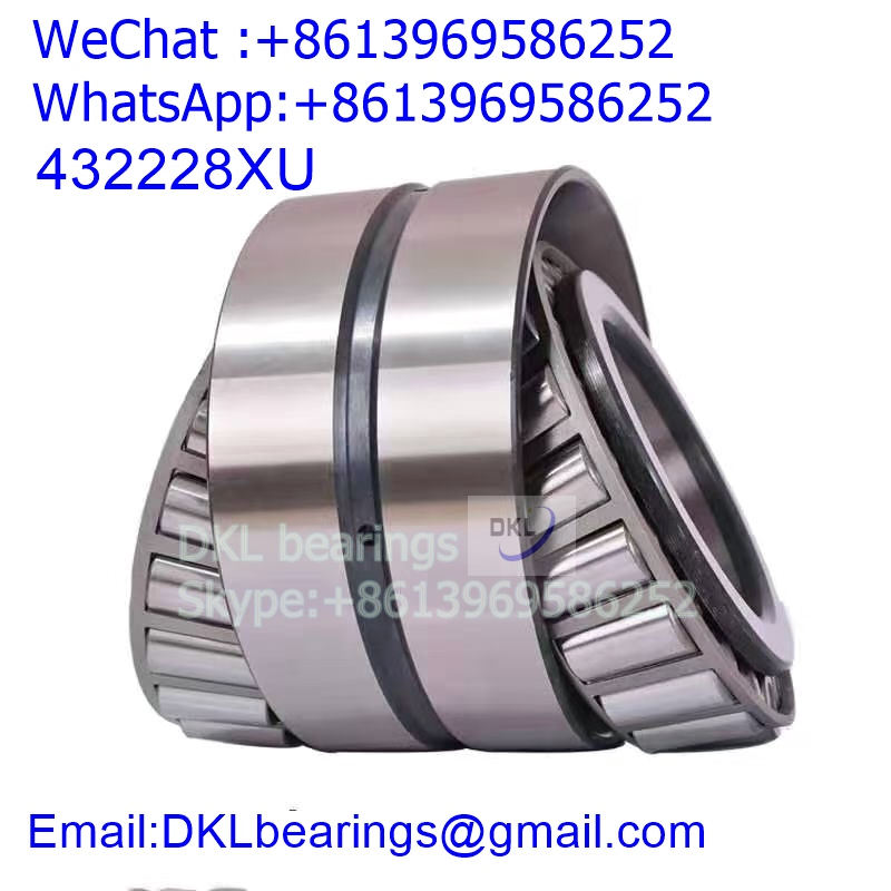 432228XU Japan Double Row Tapered Roller Bearing (High quality) size 140x250x153 mm