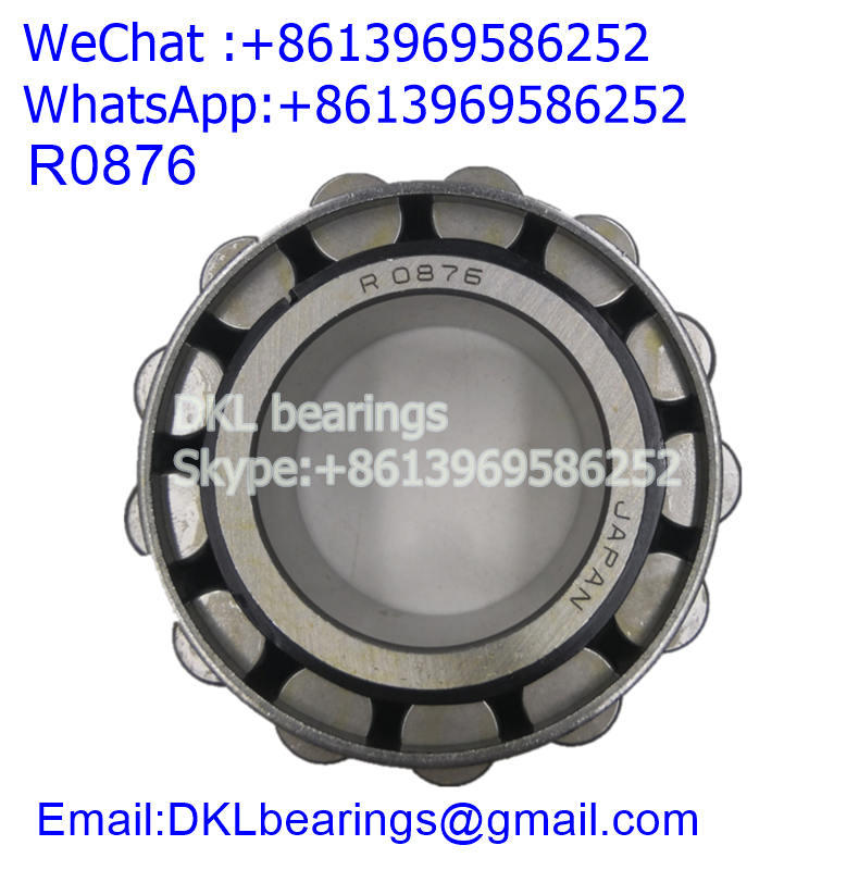R0876 Japan Cylindrical Roller Bearing (High quality) size 40x73.53x30 mm
