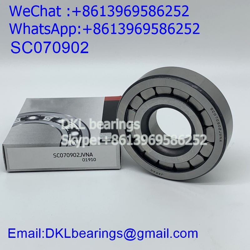 SC070902 Japan Cylindrical Roller Bearing (High quality) size 35x90x23 mm