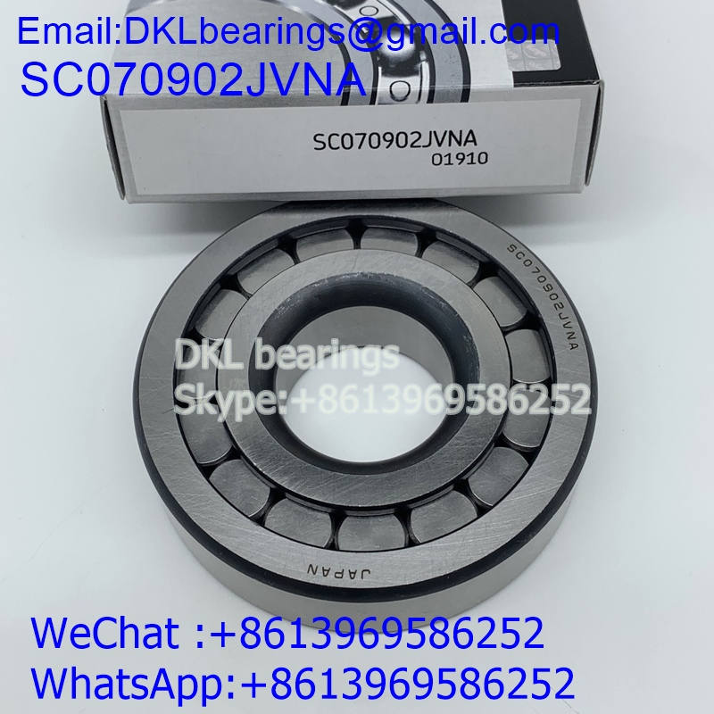 SC070902JVNA Japan Cylindrical Roller Bearing (High quality) size 35x90x23 mm