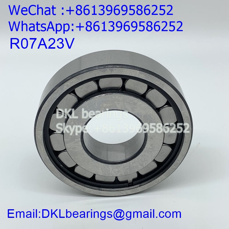R07A23V Japan Cylindrical Roller Bearing (High quality) size 35x90x23 mm