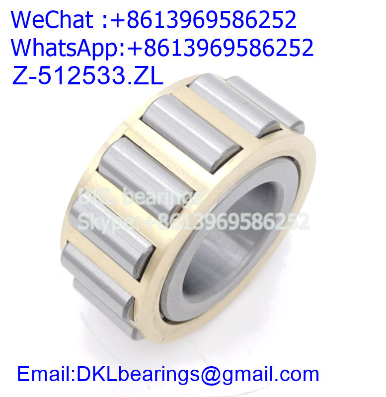 Z-512533.ZL Germany Cylindrical Roller Bearing (High quality) size 30x60x26 mm