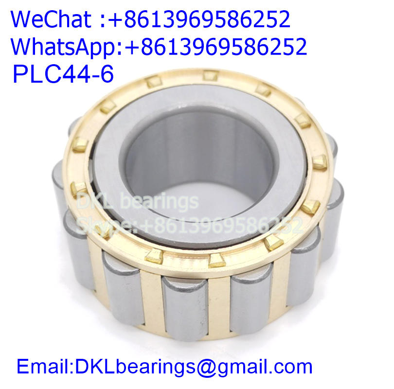 PLC44-6 Cylindrical Roller Bearing (High quality) size 30x60x26 mm