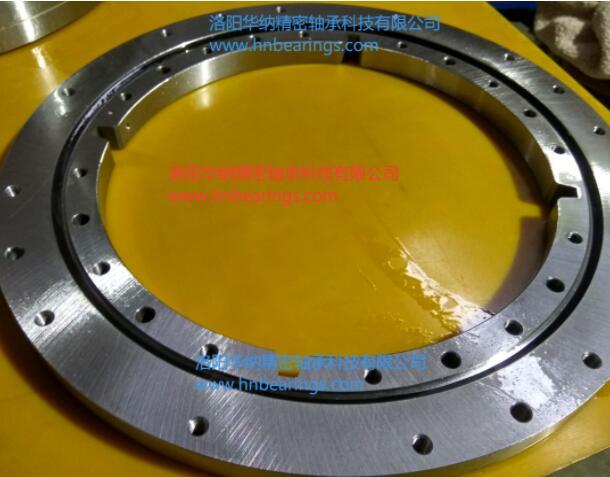 F017062104 Thin slewing bearing 256x360x19.05mm