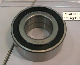 Auto wheel hub bearing DAC35720033 / SKF BAH0013