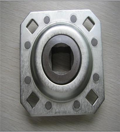 Ball bearings in pee hole