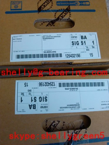 SIL 80 ES-2RS Jonit Bearing/Spherical Plain Bearing 80×182×55mm