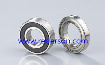 6916DU bearing 80x110x16