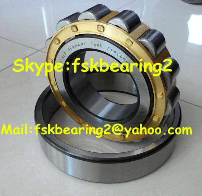 Single Row Cylindrical Roller Bearings 40RIU133 101.6x215.9x44.45mm