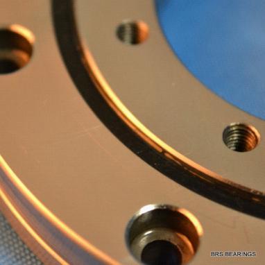 RU297G Crossed Roller Bearing 210*380*40mm