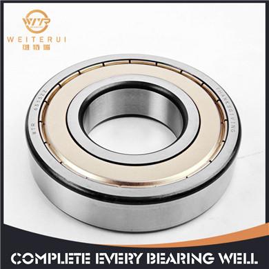 603-2Z Ball Bearing 3*9*5mm Deep Groove Ball Bearing Chrome Steel