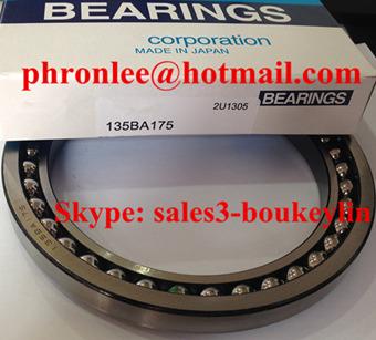 DE2622 Excavator Bearing 130x166x34mm