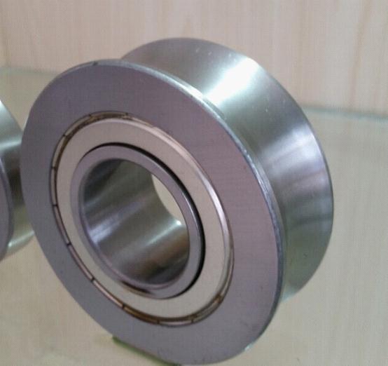 Track rollers plain bearing LFR5208-40-2Z 40x98x38mm