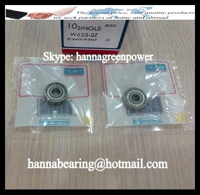 S625-2Z Stainless Steel Ball Bearing 5x16x5mm