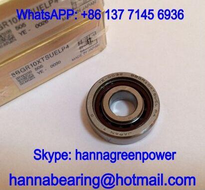 12BGR19H Angular Contact Ball Bearing 12x24x6mm