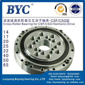 Cross roller bearings harmonic drive bearings BCSG-65 (44x210x39)mm