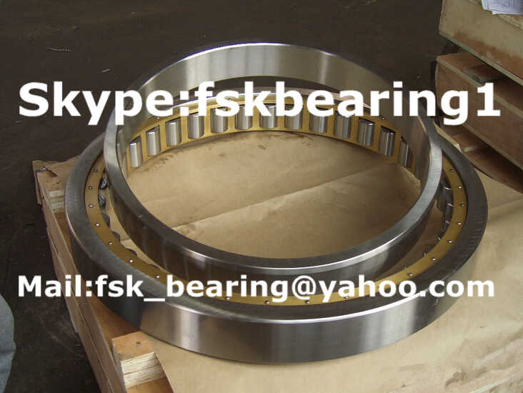 Cylindrical Roller Bearings 100RT33 100x215x82.6mm