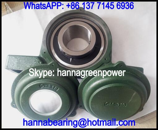 CM-UCP208D1 Close End Type Cast Iron Pillow Block Bearing 40
