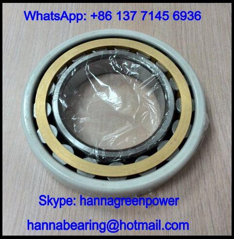 NU1016ECM/C3VA3091 Insocoat Cylindrical Roller Bearing 80x125x22mm