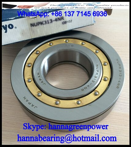NUPK313N C3 Cylindrical Roller Bearing 65x140x33mm
