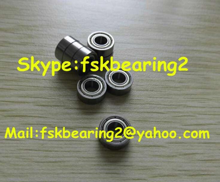 MR117ZZ Shield Miniature Ball Bearing 7x11x3mm