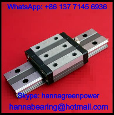 HRW35CR1SS Linear Guide Block / Guide Rail 35x100x106.6mm