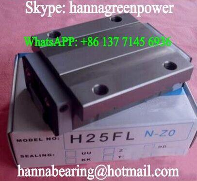 BGXH55FE Linear Guide Block 53x140x70mm