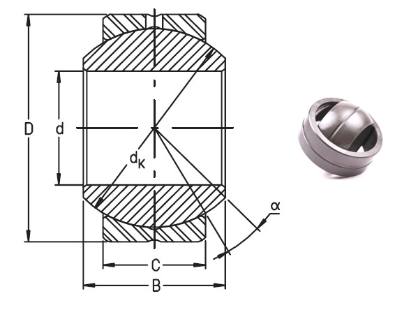 GE20PB bearings Manufacturer, Pictures, Parameters, Price, Inventory status.