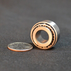 12x27x13mm small tapered roller bearings A2125/10
