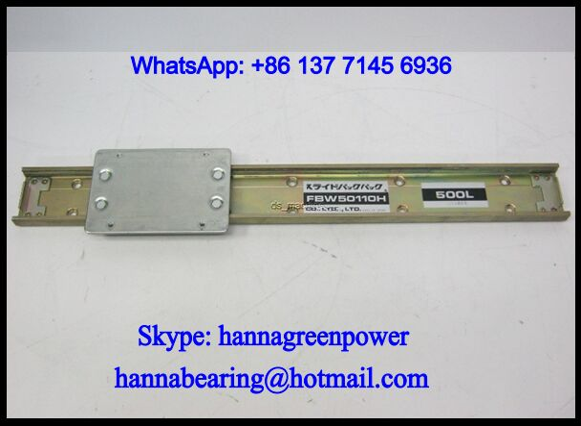 2FBW50110XR+1800L Stainless Steel Slide Pack 50.4x85x126mm