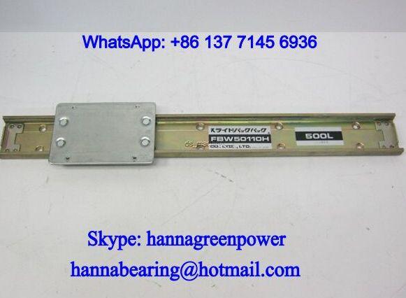 FBW50110+800L Stainless Steel Slide Pack 50.4x85x126mm