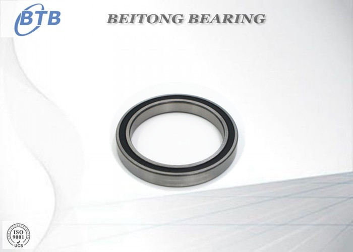 Agricultural Machinery Deep Groove Ball Bearing 6813 - 2RS With Low Friction Coefficient