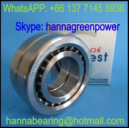 60TAB12-2LR Ball Screw Support Ball Bearing 60x120x20mm