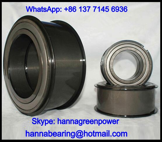 NAS5032ZZNR Double Row Cylindrical Roller Bearing 160x240x109mm