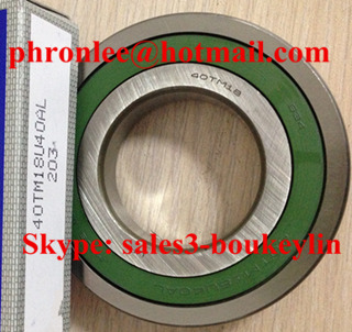 40TM18U40AL Deep Groove Ball Bearing 40x80x16mm