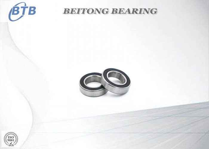 Low Friction Thin Section Ball Bearings , Steel Automotive Wheel Bearings 6903 - 2RS