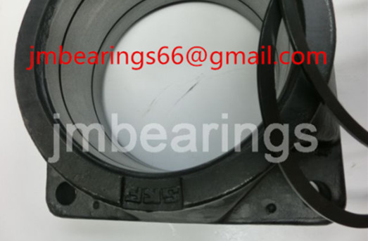 FYNT75F Flanged roller bearing 75x82x170mm