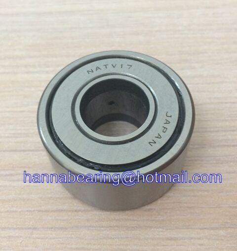 NATV17-PP Cam Roller Bearing 17x40x21mm