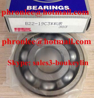 B22-19 Deep Groove Ball Bearing 22x62x17mm