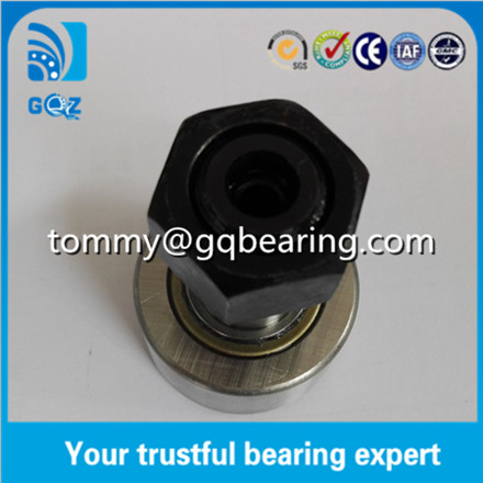 NUKR80 Stud Type Track Roller Bearing 30x80x100mm