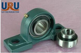 UKP207+HS2207 pillow block bearing